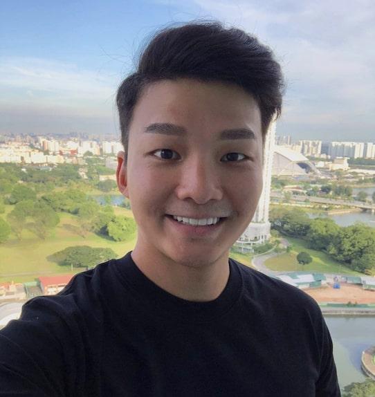 Benjamin Tan Leap Vista