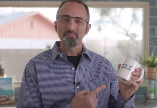 Dave Kettner Mugs