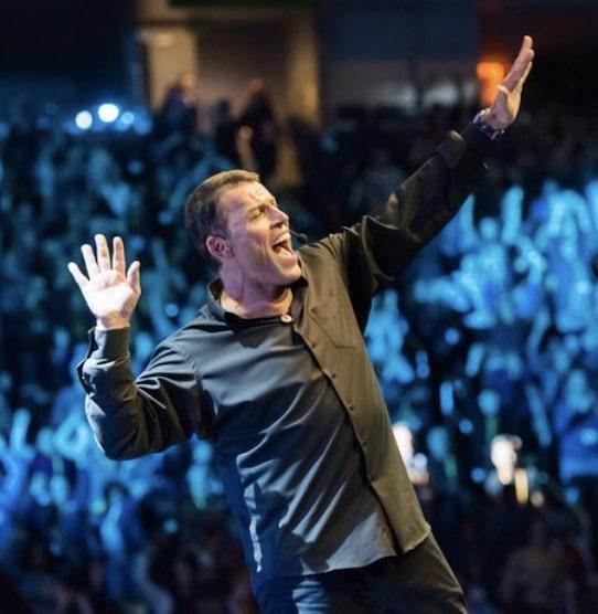 Tony Robbins Unleashed