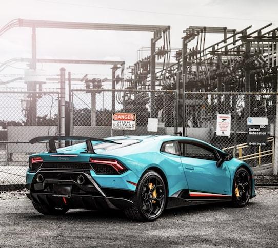 PJ Lamborghini Performante