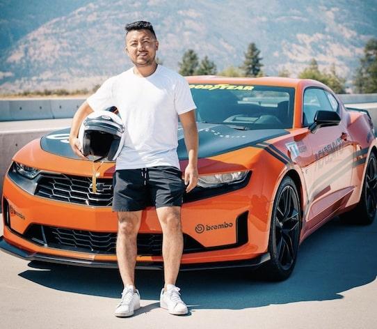 Tom Wang Sports Car