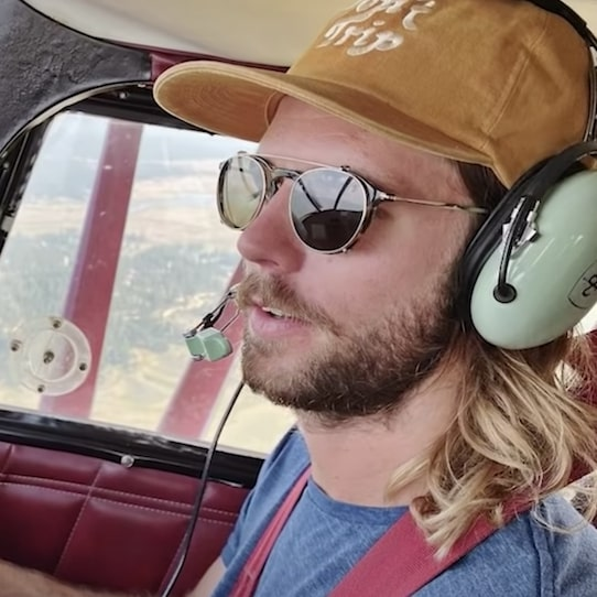 Chance Flying Plane