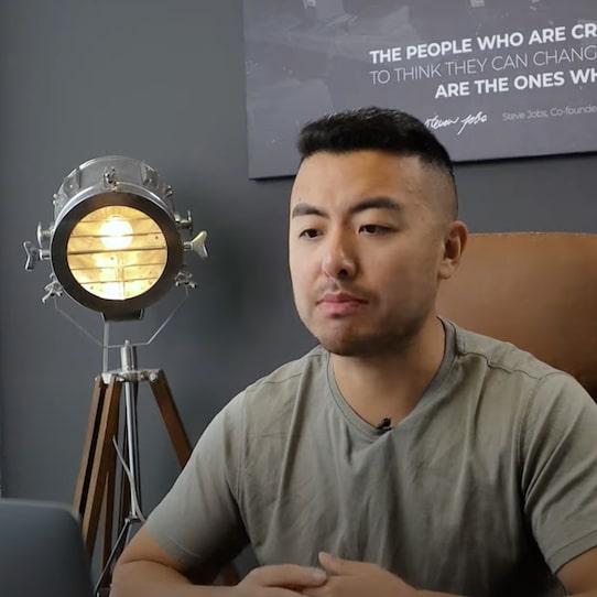 Office Video Tom Wang