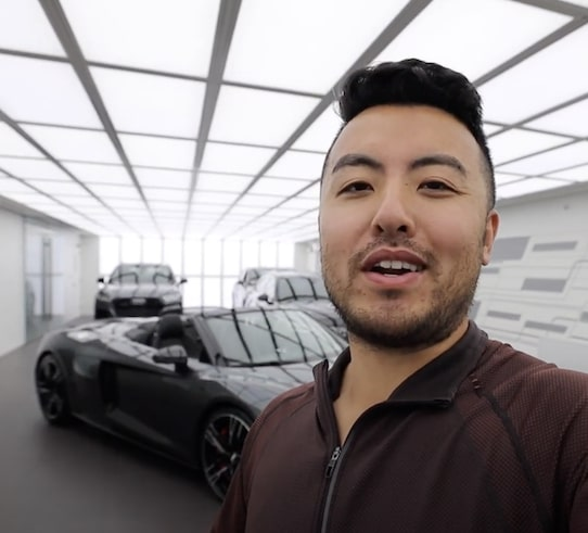 Tom Wang First Supercar
