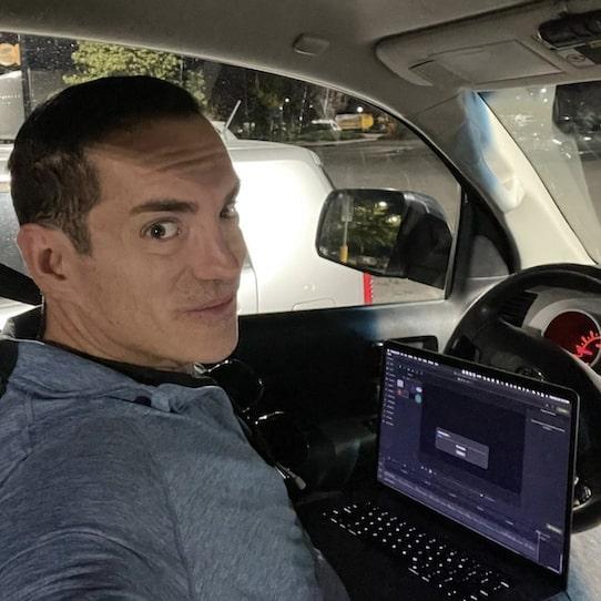 Jeff Lerner Laptop