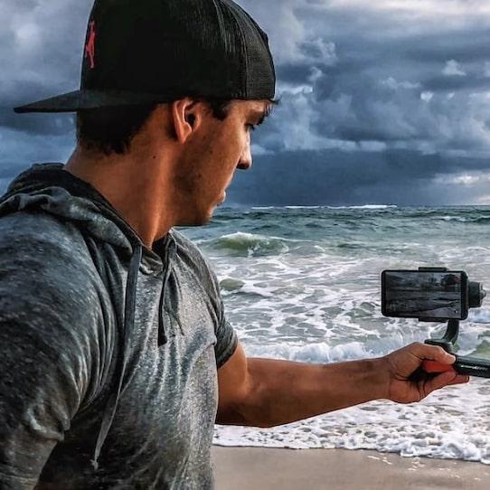 Video Shot Beach